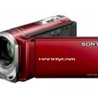 SONY Kamkorder Handycam DCR-SX33 crveni_v